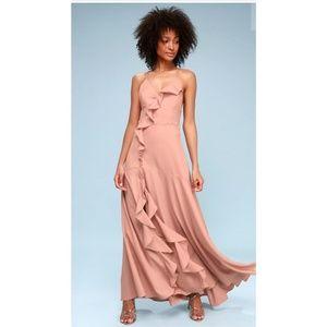 Lulus Selmah dress